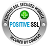 Positive SSL Secured Website Secured by Comodo